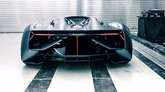 نسل آیندهی خودروهای سوپراسپرت به روایت لامبورگینی - ویدئو