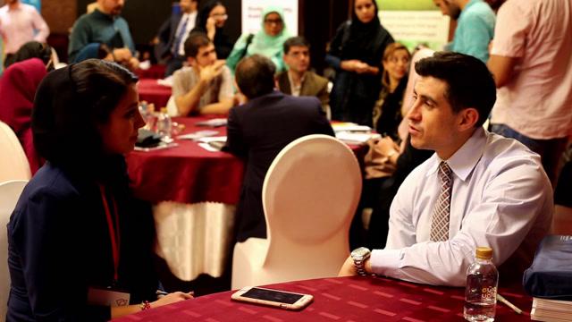 مصاحبه با نماینده دانشگاه موناش
