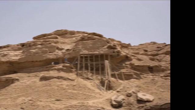 کشف قدیمیترین و بزرگترین هیروگلیف در مصر