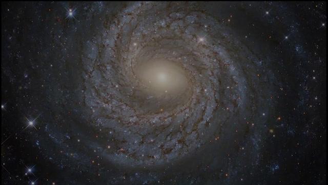 به این کهکشان میتوان گفت «کهکشان مُرده»؟