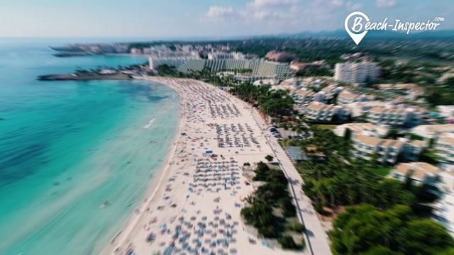 Playa de Sa Coma Majorca Pictures videos insider tips