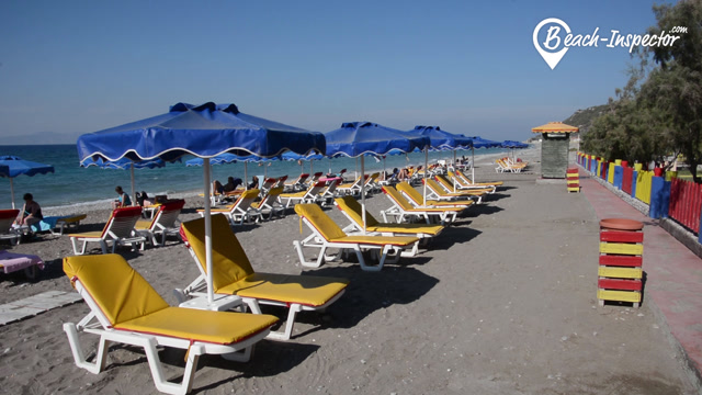 Ixia Beach Rhodes Pictures, videos & insider tips