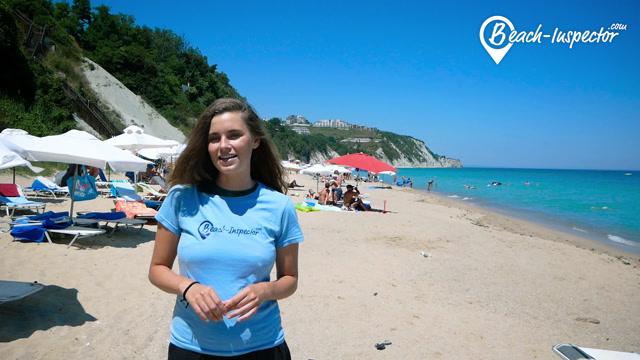 Goldstrand fkk strand bulgarien Varna bulgarien