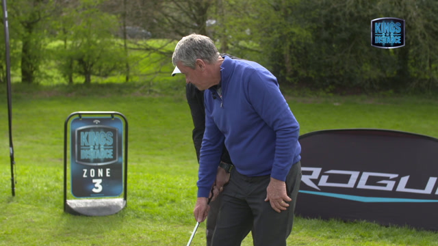 Use your hands less during the golf swing   UK Club Golfer